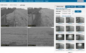 meercam online security camera monitoring application remote event